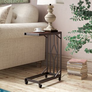 Sickles Mobile Snack End Table