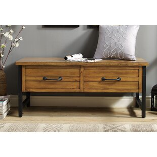 Olinger Entryway Storage Bench by Loon Peak