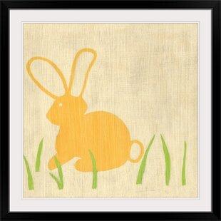 Best Friends Bunny by Chariklia Zarris Canvas Art