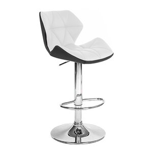 Spyder Adjustable Height Swivel Bar Stool by Vandue Corporation