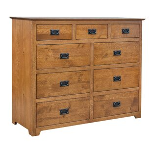 Broome 9 Drawer Dresser