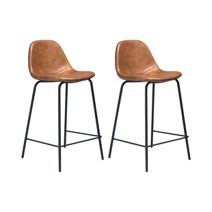 Connor Bar & Counter Stool (Set of 2) by Modern Rustic Interiors