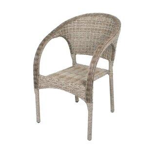 Deals Ridgeland Stacking Garden Chair (Set Of 2)