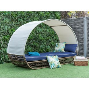 Eastbourne Patio Daybed with Cushions