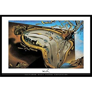 Framed Salvador Dali Wall Art You Ll Love In 2021 Wayfair