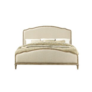 Lark Manor Montreal Upholstered Panel Bed