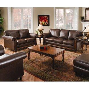 Three Posts Duwayne Sleeper Configurable Living Room Set