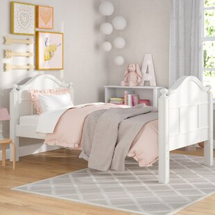 Lilia Twin Panel Bed