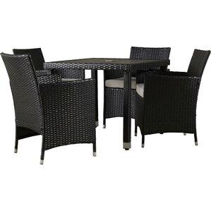 homer 5piece outdoor dining set
