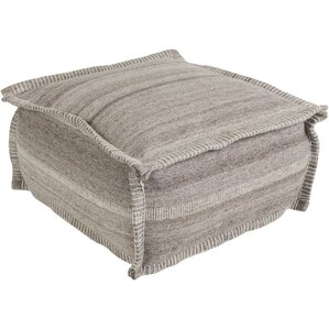 Rhonda Pouf Ottoman by Laurel Foundry Modern Farmhouse