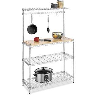 Whitmor, Inc Storage Baker's Rack