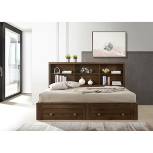 Arreola Bookcase Storage Daybed by Harriet Bee