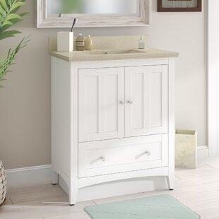 Artic 31 Single Bathroom Vanity Set by Longshore Tides
