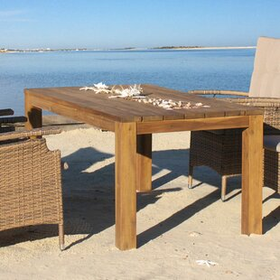 Schuster Wooden Bistro Table By Sol 72 Outdoor