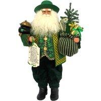 Irish Claus Figurine