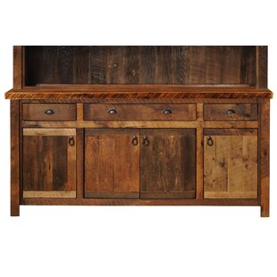 Barnwood Sideboard Fireside Lodge