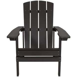 Ponder Wood Adirondack Chair by Breakwater Bay