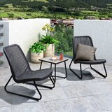 Bjarney 3 Piece Seating Group by Latitude Run®