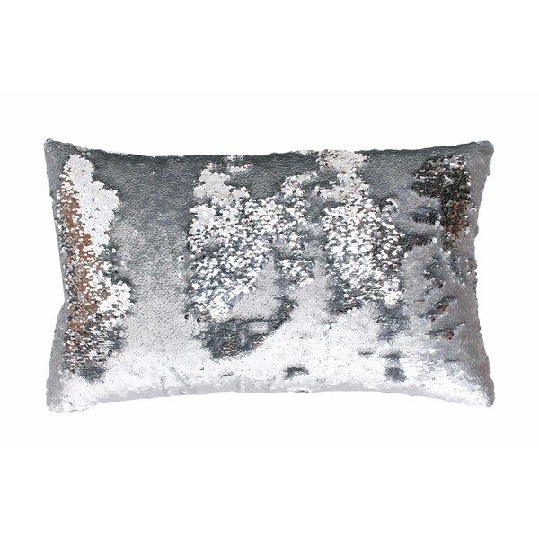 Mermaid Sequin Reversible Melody Lumbar Pillow Amp Reviews