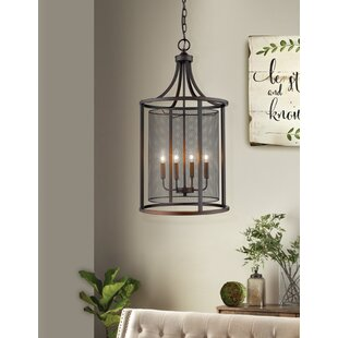Weathers 4-Light Pendant b..