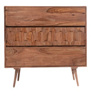 Langley Street El Oro 3 Drawer Chest