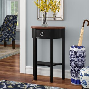 Robles Console Table by Three Posts