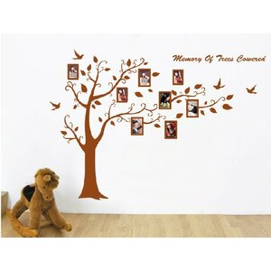 Tree of Memory Frames Wall Decal