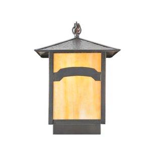 Looking for 1-Light Outdoor Wall Lantern By Meyda Tiffany