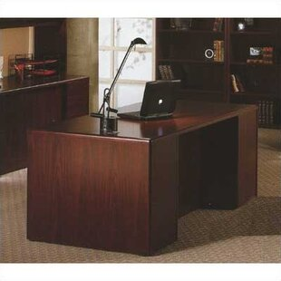 10700 Double 3/4 Pedestal Executive Desk HON