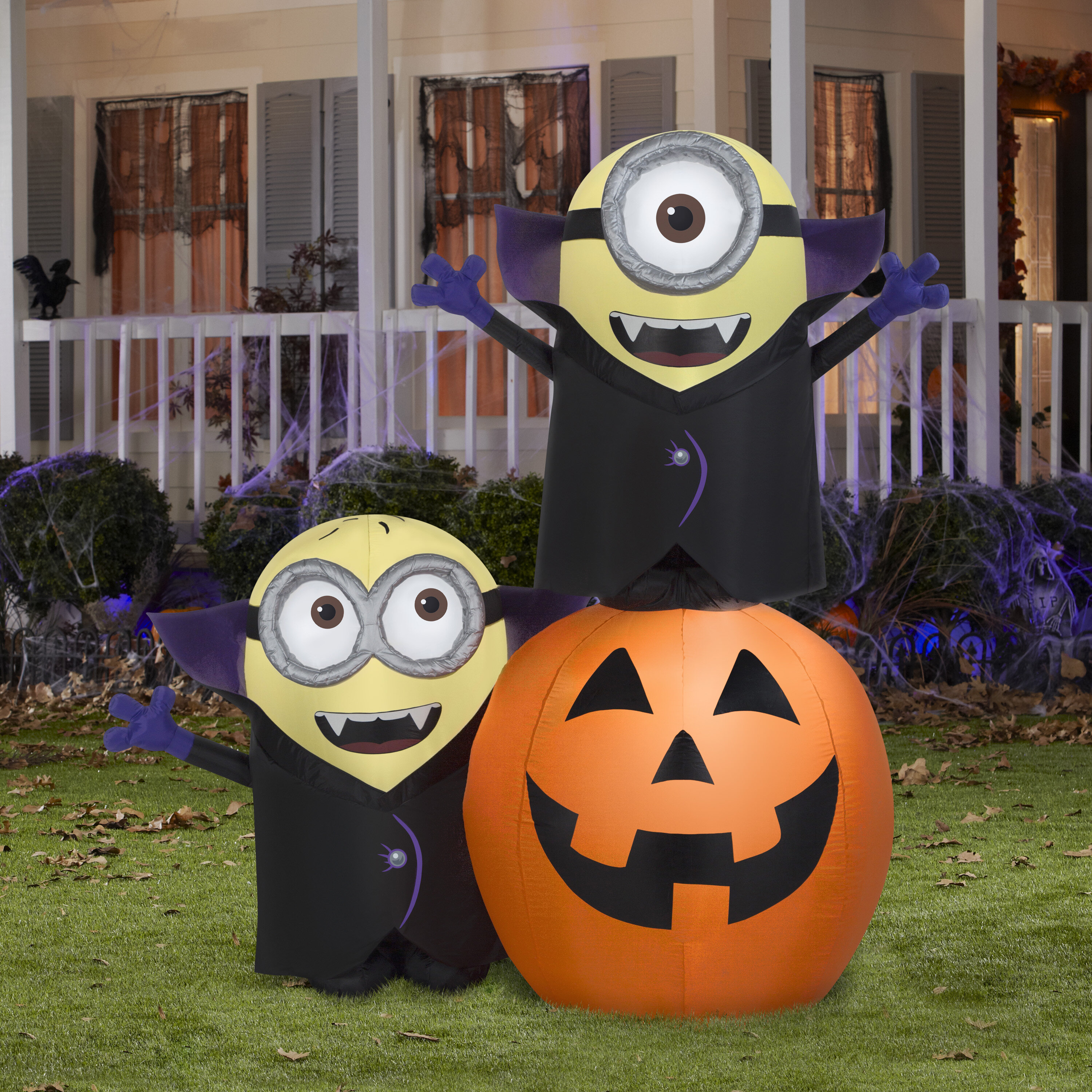 Black Minion Outdoor Holiday Decorations You Ll Love In 2021 Wayfair