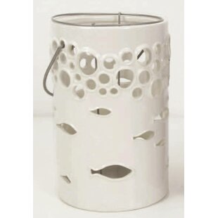 Drew DeRose Designs Ceramic Lantern