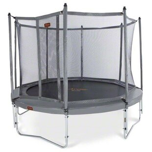 Kidwise JumpFree Proline 14' Round Trampoline with Safety Enclosure