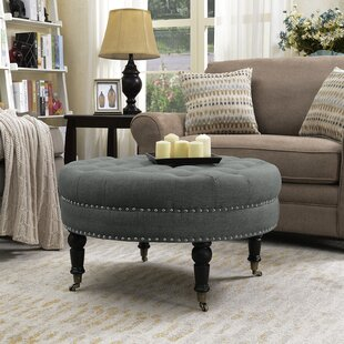 Tusten Cocktail Ottoman by Darby Home Co