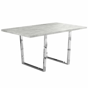 Dacian Metal Dining Table