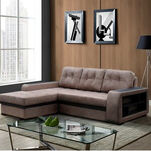 Martina Sleeper Sectional by Latitude Run
