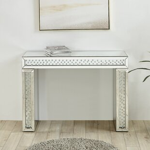 Larock Crystal Console Table