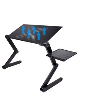 Foldable Ergonomic Laptop Stand