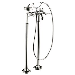 Axor Axor Montreux Two Handle Floor Mounted Freestanding Tub Filler