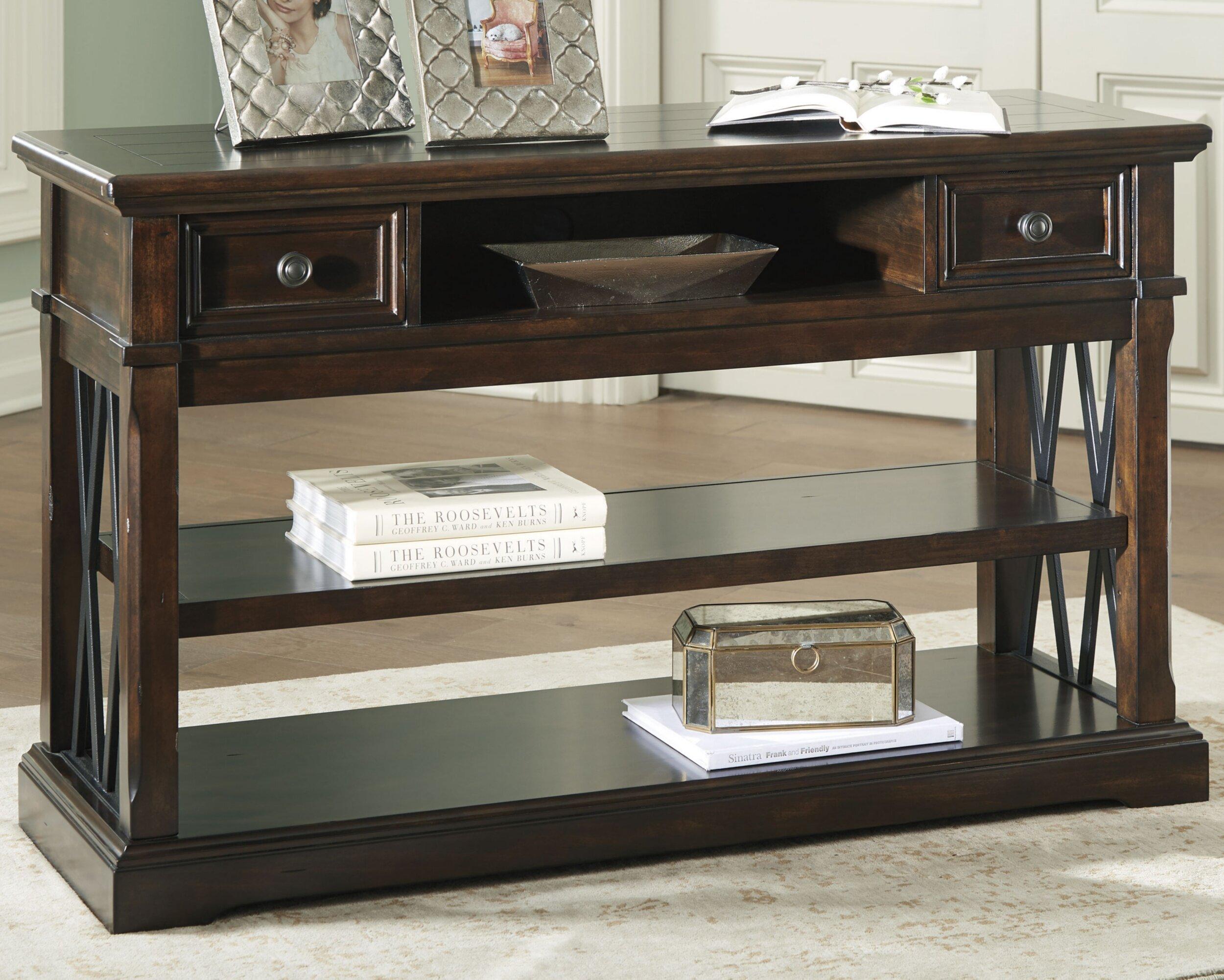 buy popular f0e95 37004 Seapine 50'' Console Table