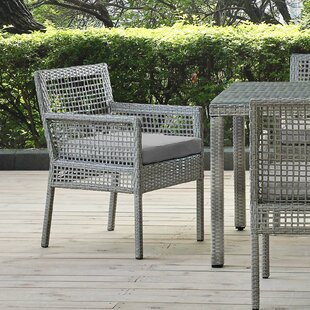 Darrin Outdoor Patio Dining Chair