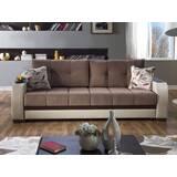 Sleaford 3 Seat Sleeper Sofa by Orren Ellis