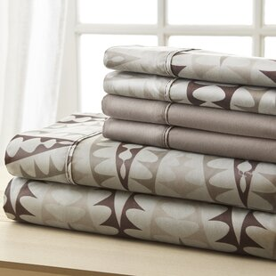 Shop Socorro Zigzag Sheet Set By Winston Porter