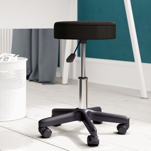 Salon Spa Swivel Stool By Symple Stuff