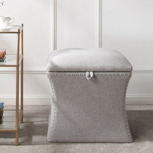 Langlais Storage Ottoman by Mercer41