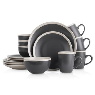 8 Person Oven Safe Stoneware Dinnerware You Ll Love In 2021 Wayfair
