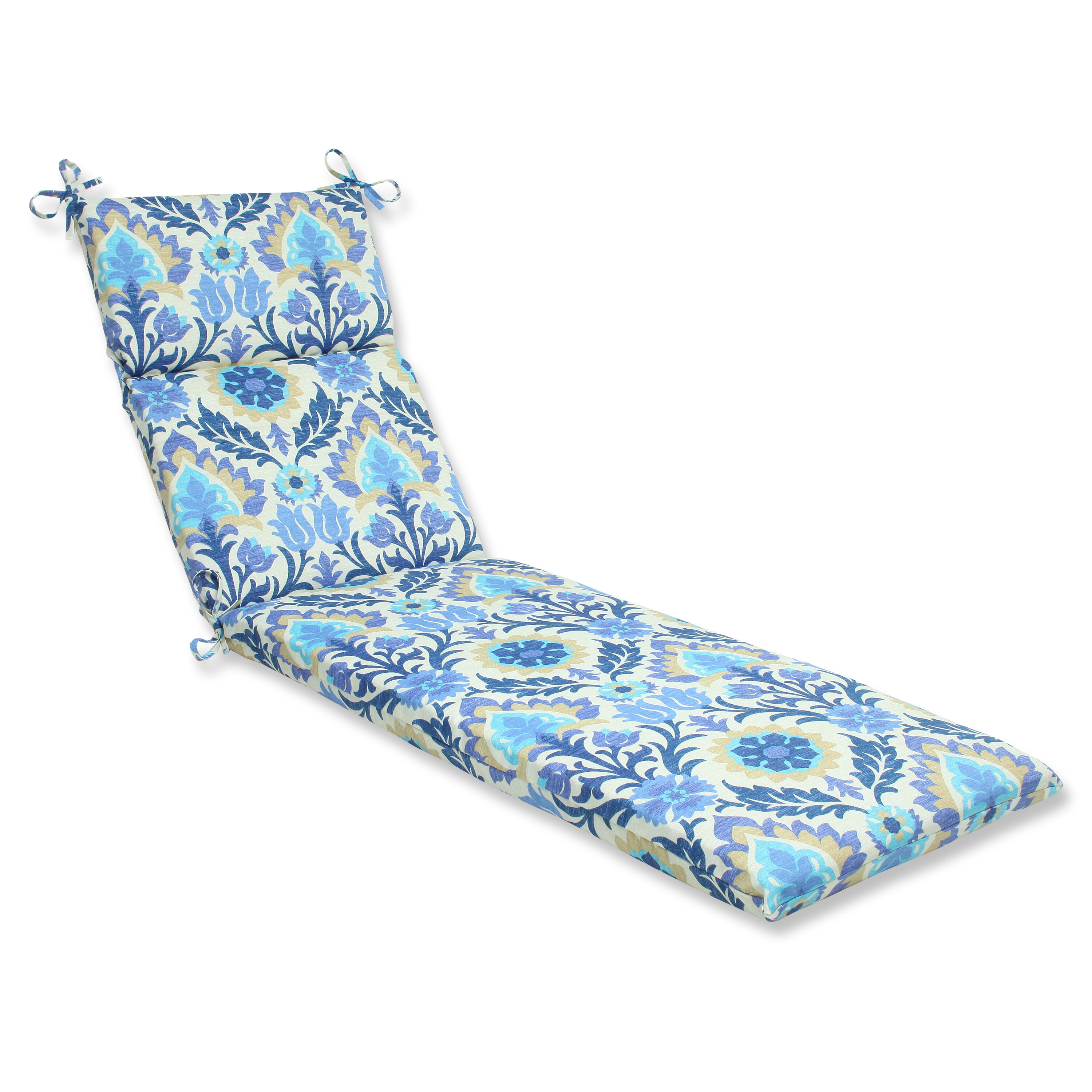 Alcott Hill Rockhill Indoor Outdoor Chaise Lounge Cushion Reviews Wayfair