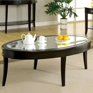 Rodas Silver Mist Coffee Table