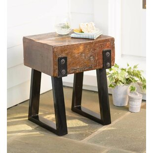 Richland Outdoor Side Table by Plow & Hearth