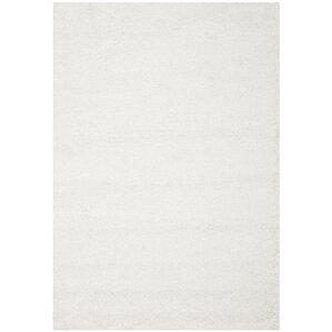 white modern rug. holliday white area rug modern