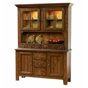 Broyhill® Attic Lighted China Cabinet